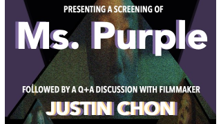 "Photo for [Non-CKS] Film Screening ""Ms. Purple"""