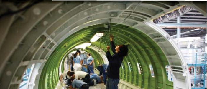 Mexico as an aerospace competitor? Lessons from the aerospace cluster in Querétaro