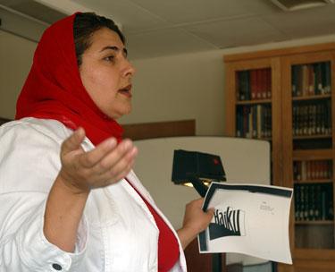Muslim American Poet Sets Down Stakes