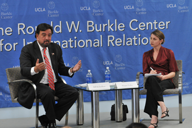 Gov. Bill Richardson Keynotes UCLA Foreign Policy Conference