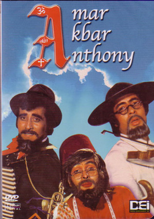 The Quintessential Oneness of Amar, Akbar and Anthony: The Portrayal of Religious Minorities in Bollywood Masalas