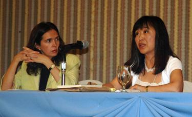 Latin American Scholars Meet over Kimchi