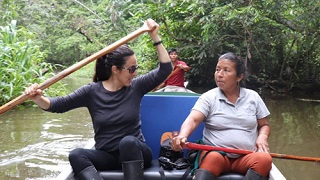 Image for LAI Tinker Recipient Publishes Article on Ecuadorian Amazon Research