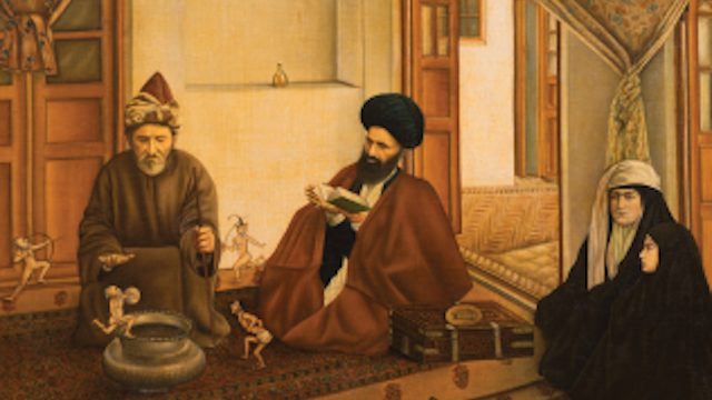 The Iranian Metaphysicals: Spiritual Empiricism and the Gender of Reason