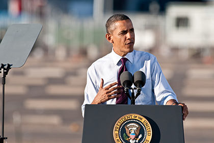 Obama's second term may mean stronger hand in foreign policy: Daily Bruin Op-Ed by Burkle Center Director Kal Raustiala