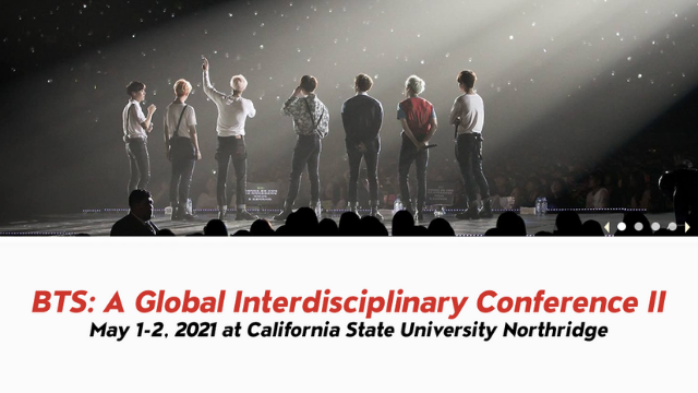 [Non-CKS] BTS: A Global Interdisciplinary Conference II