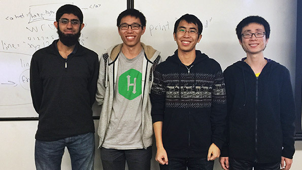 JRI students head to Morocco for prestigious programming competition