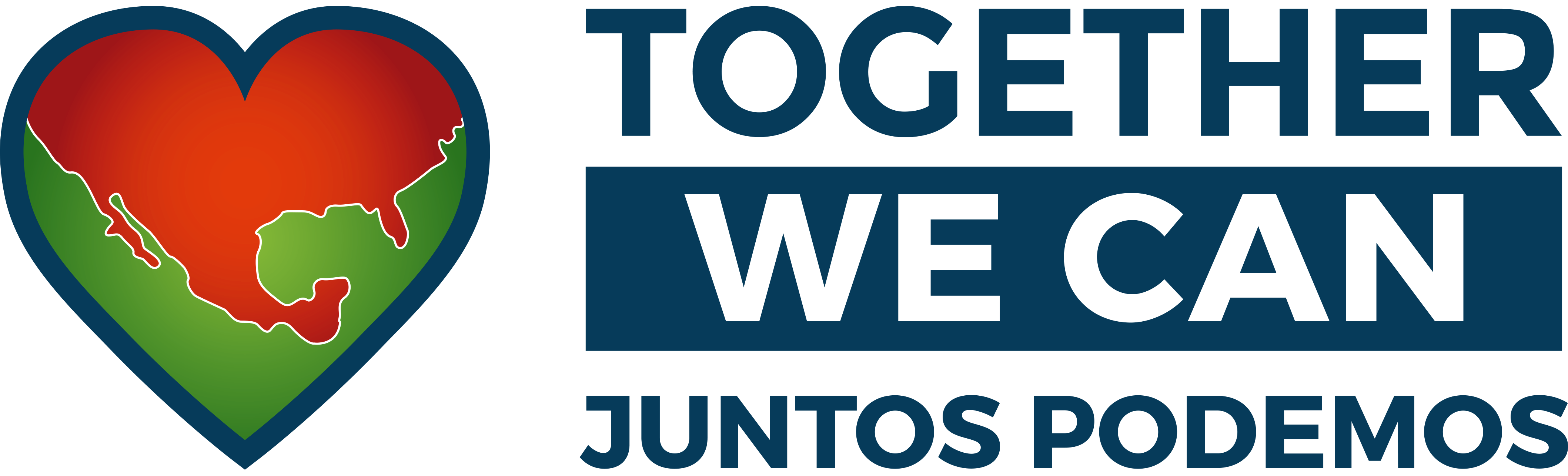 Together We Can/Juntos Podemos