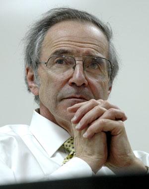Former Ambassador Emphasizes Africa