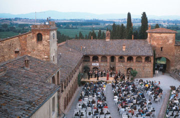 The chamber music festival that Lysy started at his grandparents' estate in Tuscany is now in its 23rd year.