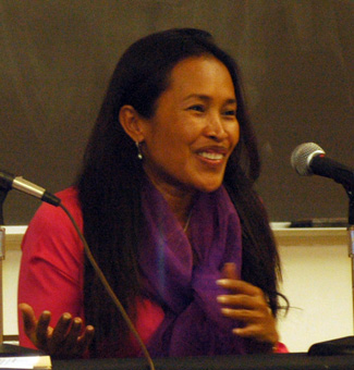 Human Rights Advocate Somaly Mam Speaks on Campus