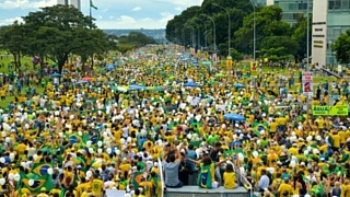 Brazil hobbled by political and economic crises