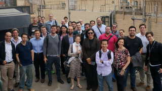 Brazilian Delegation visits UCLA