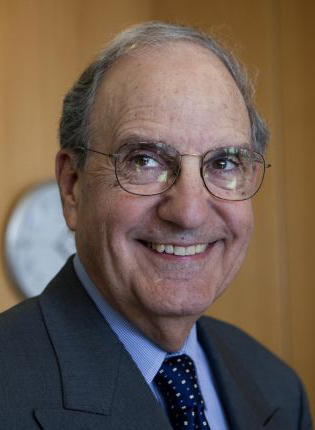 Senator George Mitchell delivers the 2012 Bernard Brodie Distinguished Lecture
