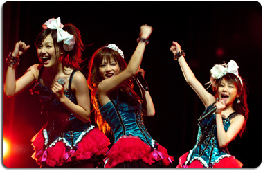 Anime Expo 2009: Morning Musume!
