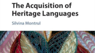 Image for The Acquisition of Heritage Languages