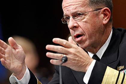 Adm. Mike Mullen, Chairman of the Joint Chiefs of Staff in conversation with Renee Montagne, NPR