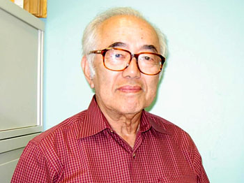 Passing of Prof. Shigeru Nakayama, Terasaki Chair in US-Japan Relations, 2008-09