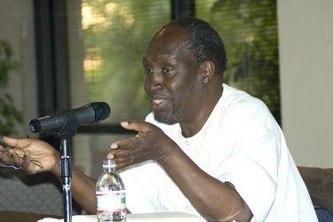 Ngugi wa Thiong'o Shares His Art