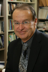 Entrikin to Lead Institute, International Studies Through 2011