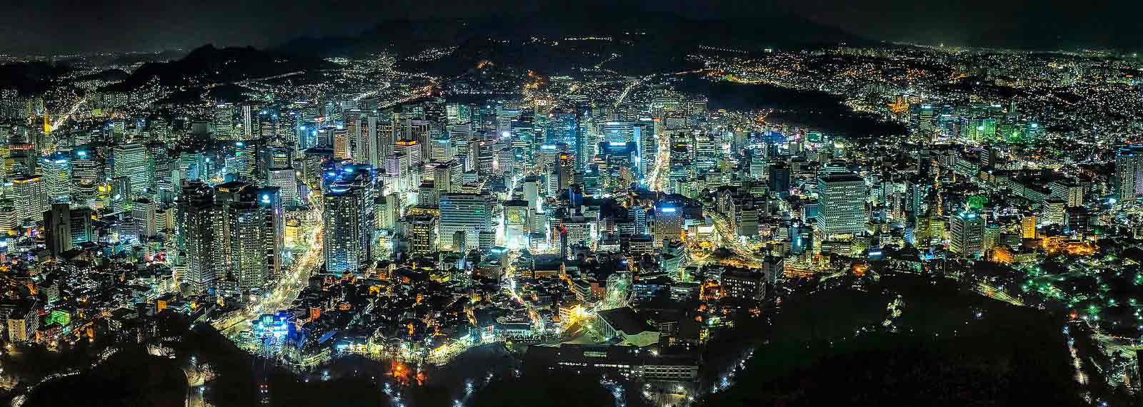 Photo for Seoul from Namsan Tower