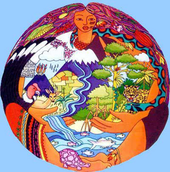 Finding Pachamama/Mother Earth: Environmentalism in Latin America