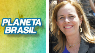 Brazilian TV profiles director of UCLA Center for Brazilian Studies