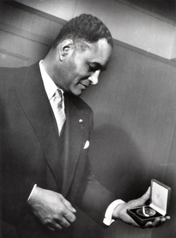 UCLA Conference to Honor Centenary of Ralph Bunche, June 3-5, 2004