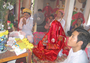 Spirit Possession Religions and Popular Rituals Flourish in Vietnam