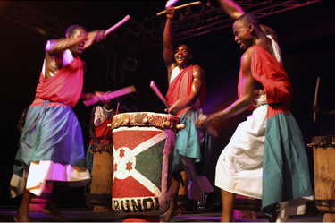 African-based Performers Next on UCLA Live's World Music Schedule