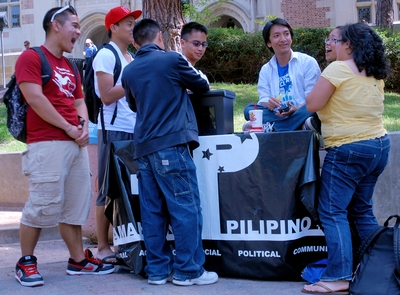 Students Granted Pilipino Studies