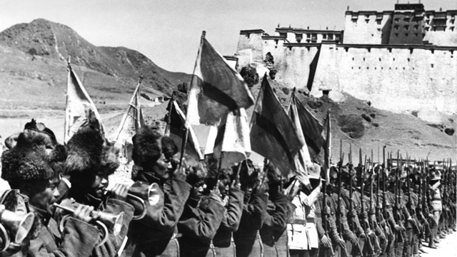 Buddhism and Violence in Asia: The Case of the Military in Tibet during the Ganden Phodrang Period (1642–1959)