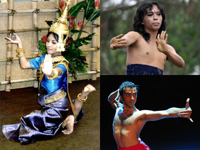 Southeast Asian Dancers Illuminate New Course