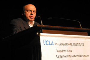 Natan Sharansky on Human Rights and Democracy in the Middle East