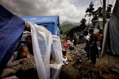 China Quake Relief