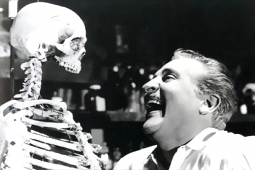This Strange Passion: Arturo de Córdova-In the Palm of Your Hand & The Skeleton of Mrs. Morales