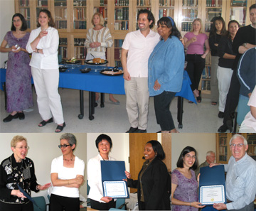 International Institute Honors Outstanding Staff