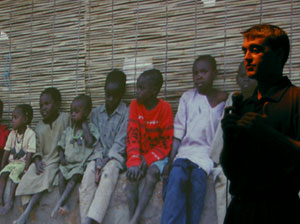 Darfur Panel Illustrates Region's Suffering