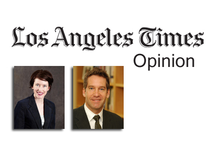 "Burkle Center Director Kal Raustiala in the LA Times: ""Consequences of the Catholic Church"