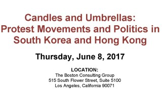 Photo for [Non-UCLA Event] Candles and Umbrellas: