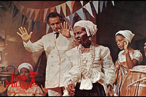 Cinema According to Nelson Pereira dos Santos: Como era gostoso o meu francês & Tenda dos milagres