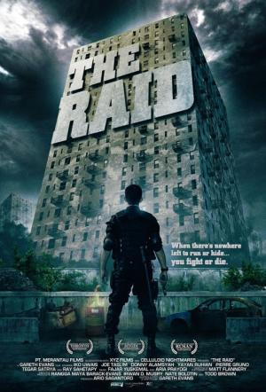 Sneak Preview: THE RAID (2011)