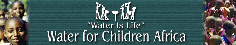 Water for Children Africa