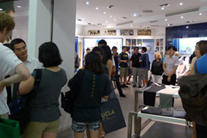 Shanghai Visit Underscores Global Presence of UCLA