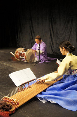 UCLA Music of Korea Benefit Concert