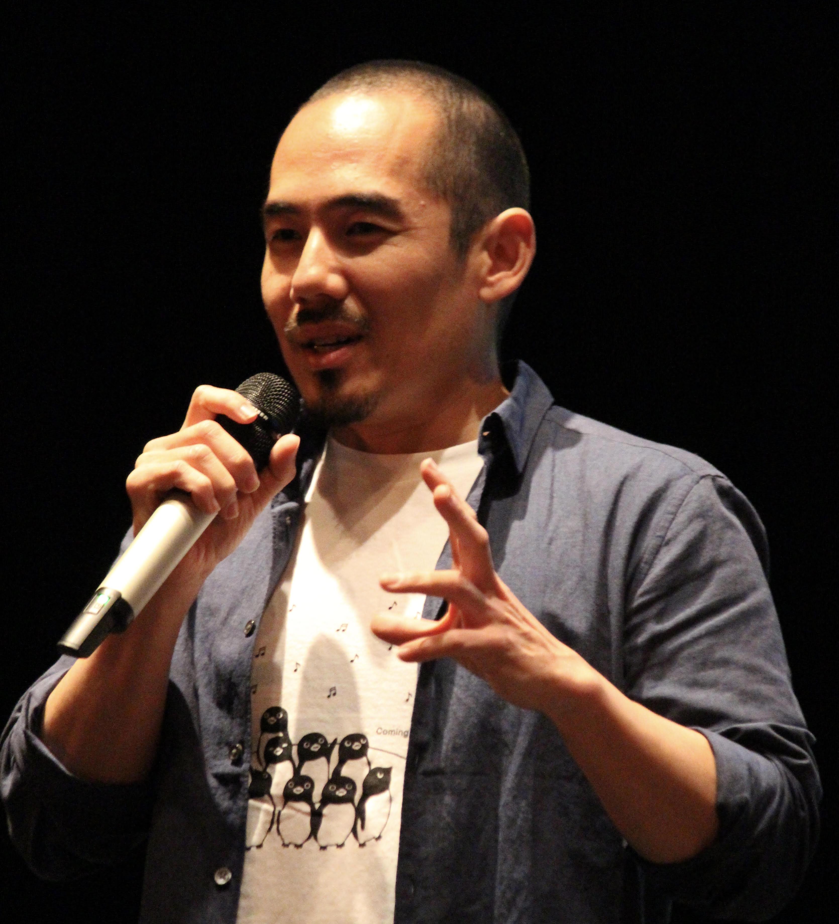 Director Miki Dezaki.