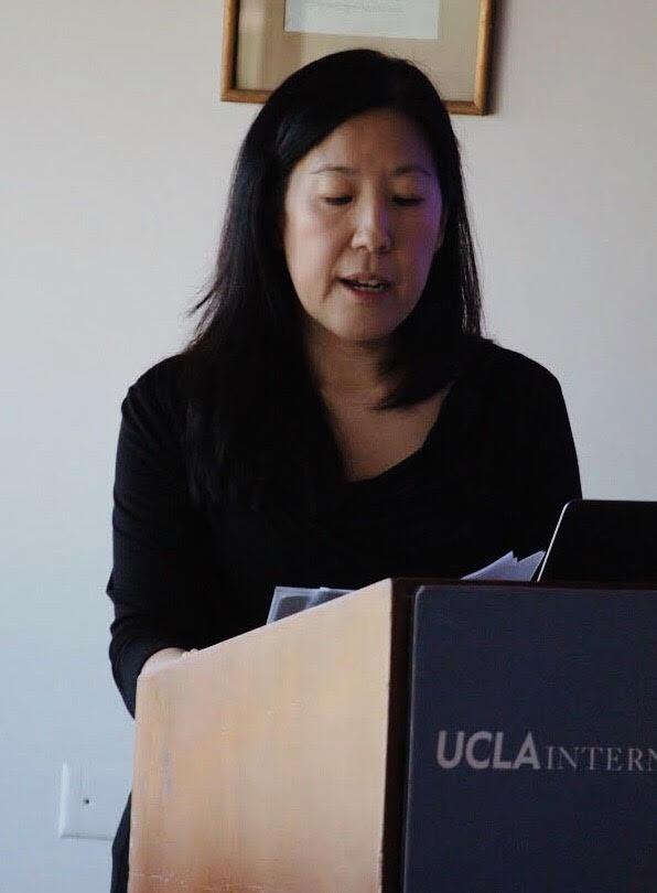 Deborah Kang, Associate Professor of History at California State University San Marcos.