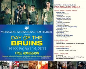 Vietnamese International Film Festival - Day of the Bruins, Part 2