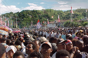 Indonesian Rule Weighs Heavy in West Papua
