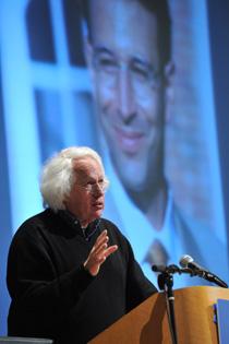 Leon Wieseltier Delivers Daniel Pearl Lecture